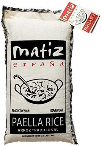 MATIZ Paella Rice 35 OZ product image