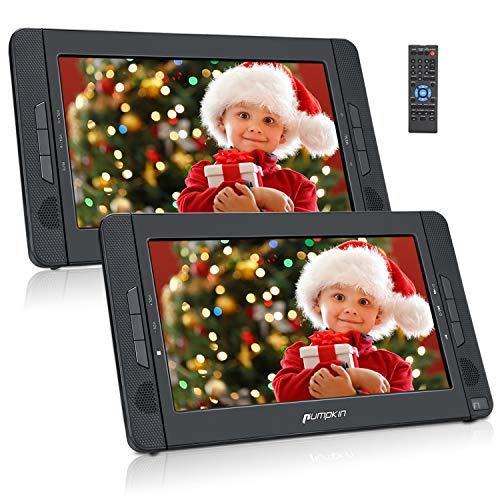 2 écrans / lecteurs DVD Portables
