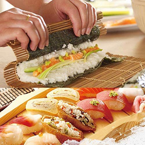 BESTZY Platos para sushi