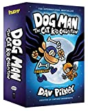 Pilkey, D: Dog Man: The Cat Kid Collection #4-6 Boxed Set (Dog Man 46 Boxed Set)