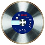 Bosch DB1069 10 In. Rapido Premium Continuous Rim Diamond Blade for Glass Tile