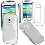 ebestStar - Compatible Coque Samsung S3 Mini Galaxy GT-i8190, i8190N Etui Housse...