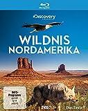 Bluray Doku Charts Platz 9: Wildnis Nordamerika [Blu-ray]