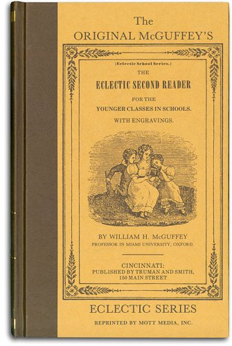 Mcguffey's Eclectic Second Reader