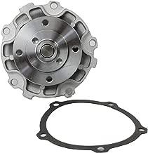 DNJ WP3121 Water Pump for 2005-2009 / Chevrolet, Pontiac/Equinox, Torrent / 3.4L / OHV / V6 / 12V / 207cid