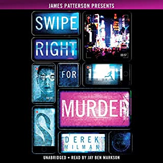 Swipe Right for Murder audiobook cover art