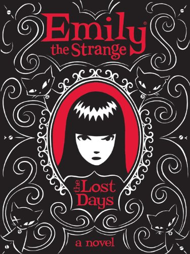 Emily the Strange: The Lost Days (English Edition)