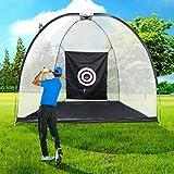 Best Golf Practice Nets - Golf Hitting Net Driving Range Golf Practice Nets Review