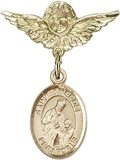 Frances of Rome Pendant DiamondJewelryNY 14kt Gold Filled St