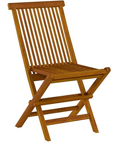 Bare Decor BARE-DC1021 Vega Outdoor Folding Chair, Set of 2,...