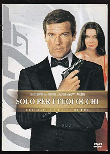 EBOND 007 Solo Per i Tuoi Occhi Ultimate Edition 2 DVD