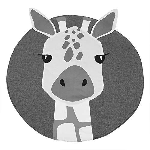 Fdit baby kruipmat giraffe patroon katoen peuters speelkussen vloerkleed draagbare camping