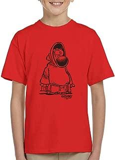 Comics Kingdom Grimmy Monk Kid's T-Shirt