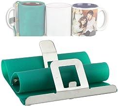 Swing Design Digital Coffee Mug & Cup Heat Press Coral