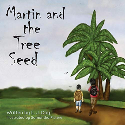 Martin and the Tree Seed cover art