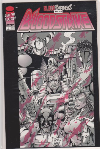 BLOODSTRIKE #1, April 1993 (Volume 1)