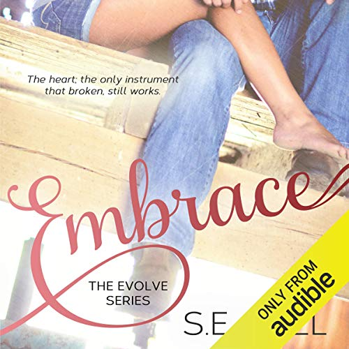 Embrace audiobook cover art