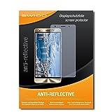 SWIDO Bildschirmschutzfolie für Asus Zenfone 3 Deluxe ZS550KL [3 Stück] Anti-Reflex MATT Entspiegelnd, Extrem Kratzfest, Schutz vor Kratzer/Bildschirmschutz, Schutzfolie, Panzerfolie