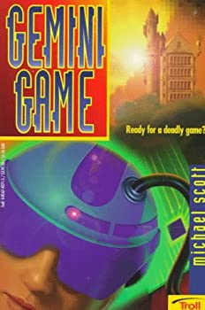 Gemini Game 0816742715 Book Cover