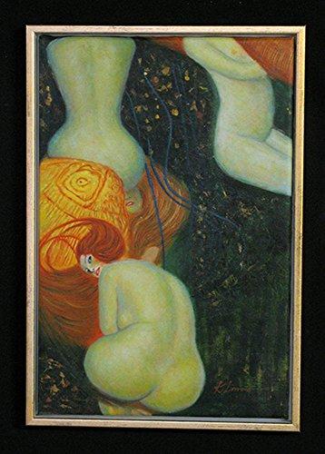 ARREDO SELLI Falsi D'AUTORE Klimt Nudi