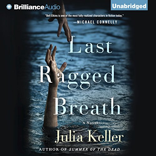 Last Ragged Breath audiobook cover art