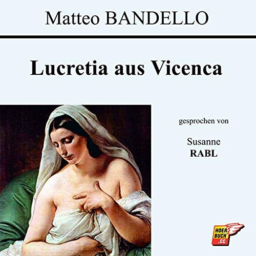Lucretia aus Vicenca Titelbild