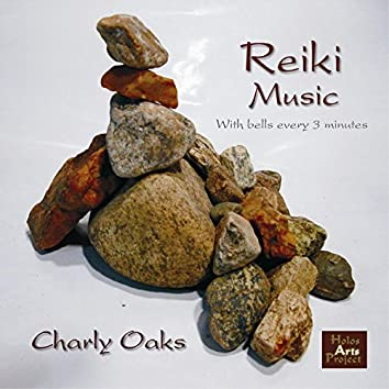 Reiki Music with Bells Every 3 Minutes
