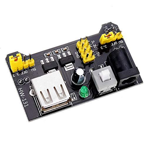 Módulo electrónico 830 Punto de placa sin soldadura 195pcs 102 MB-módulo de fuente de alimentación cable de puente completo Kit de 3 piezas Equipo electrónico de alta precisión