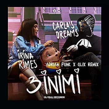 3 Inimi (feat. Carla's Dreams) [Adrian Funk X OLiX Remix]