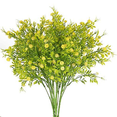 Flores Artificiales Para Cementerio Con Jardinera flores artificiales  Marca HUAESIN