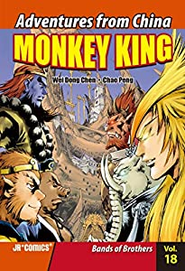 Monkey King Volume 18: Bands of Brothers