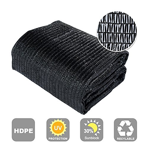 Agfabric SDR301020B Sun Shade Mesh for Garden Plant Cover