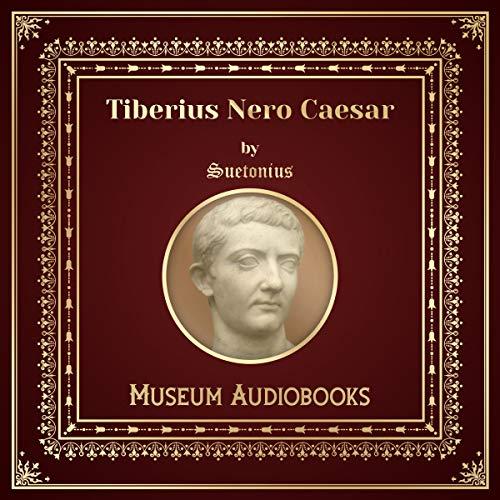 Tiberius Nero Caesar audiobook cover art