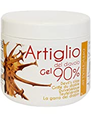 Officinalis Artiglio del Diavolo Gel 90 % contro traumi distorsioni antinfiammatorio Cavalli, 500ml