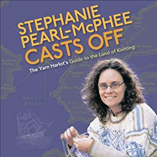 Stephanie Pearl-McPhee Casts Off audiobook cover art
