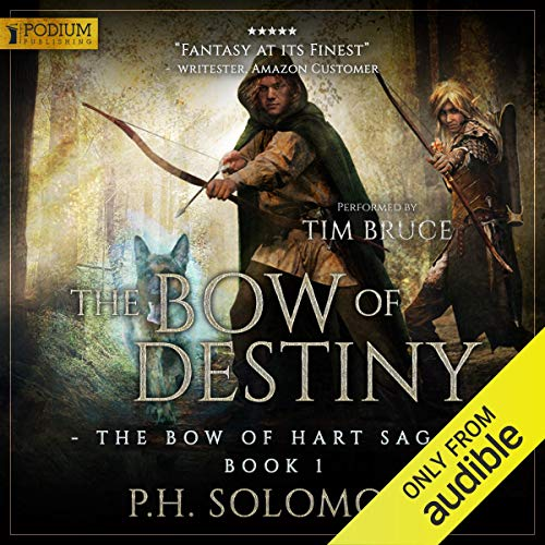 Couverture de The Bow of Destiny