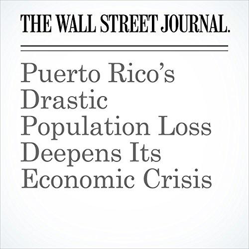 Puerto Rico's Drastic Population Loss Deepens Its Economic Crisis cover art