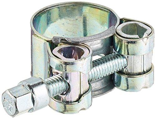 Gelenkbolzenschelle für außen glatte Schläuche mit Durchmesser 23-25 mm, 21100250000