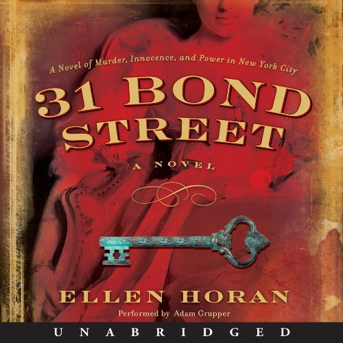 31 Bond Street audiobook cover art