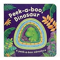 Peek-a-boo Dinosaur (Peek-a-boo Books)