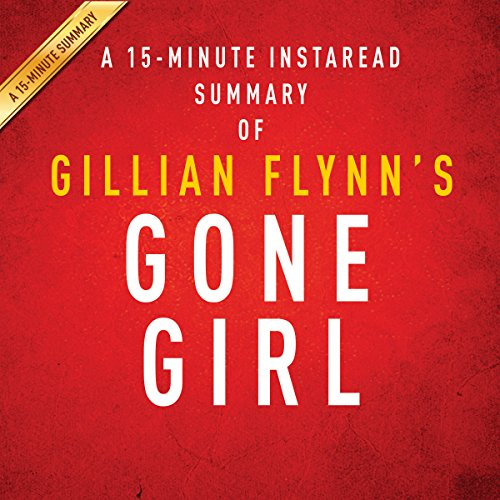 A 15-Minute Summary of Gone Girl audiobook cover art
