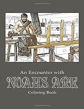 An Encounter with Noah's Ark Coloring Book
