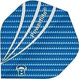 Bull's Powerflite A-Standard Flights, Blau Typ: 50744