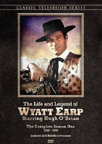 The Life and Legend of Wyatt Earp - Season 1 [RC 1]