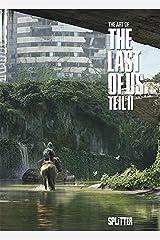 The Art of The Last of Us Teil II Capa dura