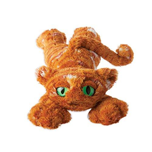 Manhattan Toy Lavish Lanky Katzen-Plüschtier, Ginger, goldfarben, 35,6cm