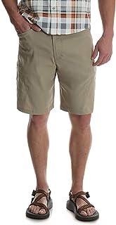 شورت كارجو Wrangler Khaki للأنشطة الخارجية مناسب ومريح عند الركبة
