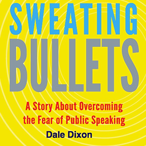 Sweating Bullets audiobook cover art
