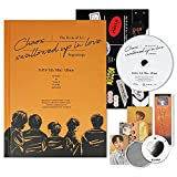 DAY6 7th Mini Album - The Book Of Us : Negentropy - Chaos swallowed up in love [ Only Ver. ] CD+Photobook+Photocard+Group Photocard+LOGO Sticker+Message Card+Film Roll Bookmark+OFFICIAL POSTER