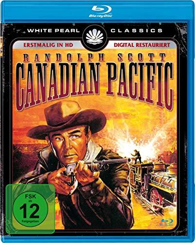 Canadian Pacific - Kinofassung (HD neu abgetastet) [Blu-ray]